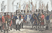 Napoleon I - French Deputies of the Senate in Berlin (1806)