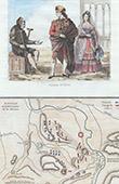 Costume Typique Espagnol - Espagne - Castille - Tolède - Bataille d'Espinosa (10 et 11 novembre 1808)