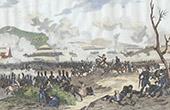 Guerres napol�oniennes - Bataille d'Espinosa (10 et 11 novembre 1808)