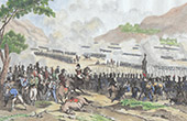 Napoleonic Wars - Battle of Raab (1809) - Eug�ne de Beauharnais