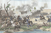 Napoleonic Wars - Battle of Piave River (1809)