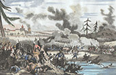 Napoleonic Wars - The Battle of Friedland (1807)
