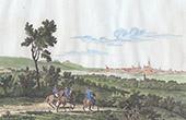 Vue de Vienne (Autriche)