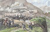Guerres napol�oniennes - Guerre d'Ind�pendance Espagnole - Bataille de Vimeiro (20 ao�t 1808)