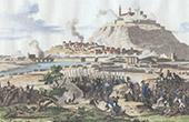 Napoleonic Wars - Siege of L�rida (1810) - Louis Gabriel Suchet
