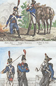 Arm�e Fran�aise - Uniforme Militaire - Garde Imp�riale - Arm�e Prussienne - Infanterie