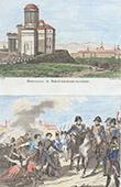 Guerres napoléoniennes - Napoléon devant Madrid (3 décembre 1808) - Guerre d'Indépendance Espagnole