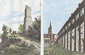 Lion of Guadarrama - Aqueductof Segovia - Castile and Le�n (Spain) -