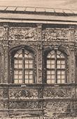 Vue de Rouen - H�tel de Bourgtheroulde - Bas-reliefs (France)
