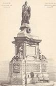 Fontaine de Jeanne d'Arc � Rouen - Seine-Maritime - France