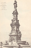 Fountain - 1884 - City Hall Square in Cologne - Germany