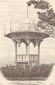 Newsstand - World Fair - Universal Exposition 1900 - Champs �lys�es - Paris