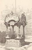 Flowers kiosk - World Fair - Universal Exposition 1900 - Paris - Champs-Elys�es
