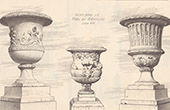 Vases - Palace of Versailles - Park