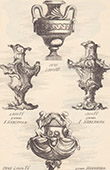Funerary Urns (X. Haberman) - (Bouchardon)