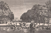 Palace of Versailles - Garden - Tapis vert - All�e Royale - Bassin d'Apollon