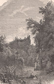 Ch�teau de Mouchy - Picardie (Oise - France) - Philippe-Louis de Noailles duc de Mouchy