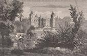 Castle - Ch�teau de Ferri�res - Rothschild - Ferri�res-en-Brie (France)