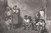 Thuggee - M�rder - Strangulation - Gef�ngnis von Aurangabad (Indien)