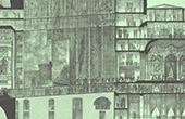 Vue de Paris - Le Nouvel Op�ra de Paris - Palais Garnier - Coupe longitudinale du Th��tre