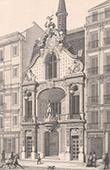 Hotel du Figaro - 26 rue Drouot - Paris - Facade  (Sauffroy Architect)