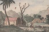 Timor - Graver - Kyrkog�rd (Indonesien)