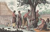Timor - Dili - Plats av dagligt liv (Indonesien)