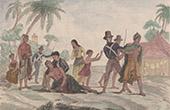 Timor - Rampok - D�dande - Tradition (Indonesien)