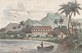 Marianen - Guam - Umata Palast (Vereinigten Staaten von Amerika)