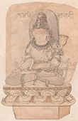 Java - Brahmin Gudinna - Hinduism (Indonesien)