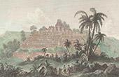 Java - Temple de Boro Bodo (Indon�sie)