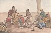 Australien - Rostrote Orang-Utan - Mahlzeit - Schriftsteller (Ozeanien)