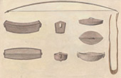 Caroline Islands - Weapons and Utensils
