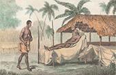 Pazifik Inseln - Franz�sisch-Polynesien - Tahiti - Bestattung -