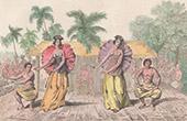Pazifik Inseln - Franz�sisch-Polynesien - Tanzen in Tahiti - Upa-Upa