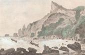 Påskön - Pitcairnöarna - Ankarplats av Pitcairn