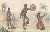 Pacific Islands - Hawaii - Dancer - Dancer