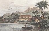 Marianen - Guam - Umata - Casa Real - Palast (Vereinigten Staaten von Amerika)
