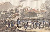 Guerres napol�oniennes - Guerre d'Ind�pendance Espagnole - Si�ge de Ciudad Rodrigo (1812)