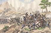 Guerres napol�oniennes - Guerre d'Ind�pendance Espagnole - Bataille de Fuentes de O�oro (1811)
