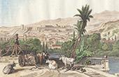 View of Granada - Andalusia (Spain)