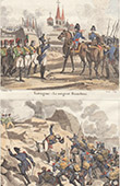 Spanish War of Independence - Napoleon Bonaparte and Sergeant Bianchini in Tarragona - Death of General Salm