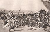 Naval Battle in Salamine (F. Cormon)