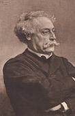 Portr�t von Alexandre Dumas (L�on Bonnat)