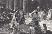 Salome - Herodes Antipas (Georges-Antoine Rochegrosse)