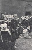Pardon - Religious Ceremony - Brittany (Pascal Dagnan Bouveret)