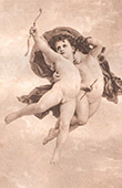 Conqueror Love  - Cupid (William Bouguereau)