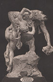 Entf�hrung - Frau - Gorilla (Emmanuel Fremiet)