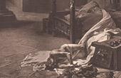 Tod von Wilhelm I. von England (Albert Maignan)