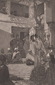 Jewish Wedding in Constantine (Andr� Brouillet)